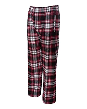 Boxercraft-Flannel Pants with Pockets-F24
