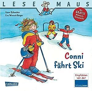 LESEMAUS, Band 22: Conni fährt Ski