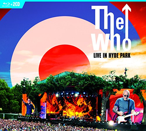 (Live In Hyde Park [2 CD/Blu-Ray Combo])