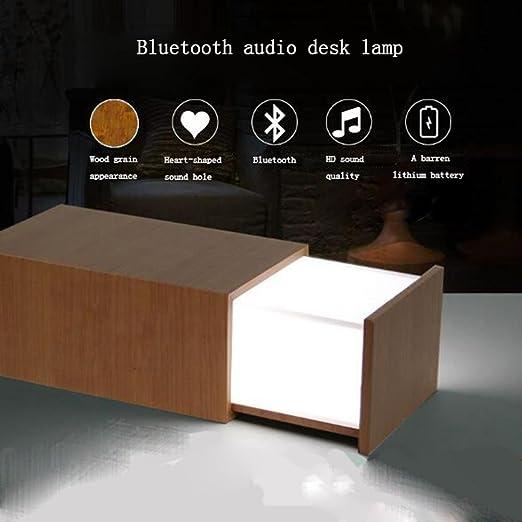 AIKE Magic Box lámpara de Escritorio de Audio/multifunción ...