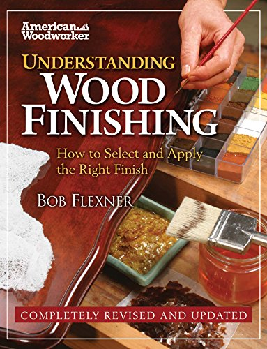 Understanding Wood Finishing: How to Select and Apply the Right Finish (American Woodworker) by [Flexner, Bob]