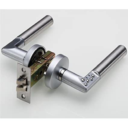 Cerraduras electrónicas de manubrio con tarjeta TM y ...
