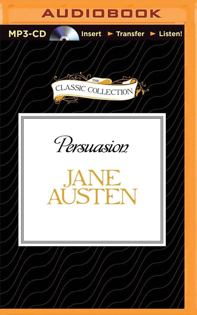 Read Online Persuasion (Classic Collection (Brilliance Audio)) pdf epub