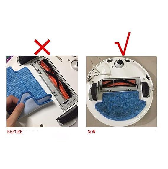 Amazon.com - HBK 15pcs/lot Original Thickness Xiaomi Mi Robot Vacuum ...