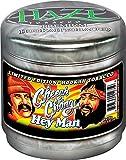 Haze Cheech and Chong Hookah Shisha Premium Flavors 250g - Non Tobacco (HEY MAN)