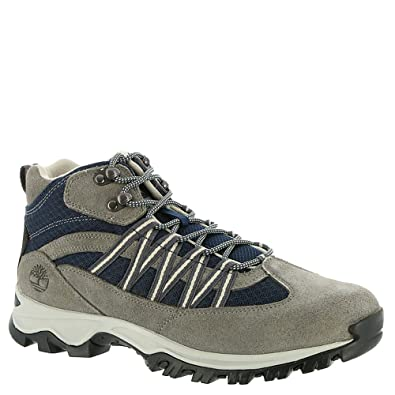 3cf0721e8 Timberland A1LBS Women's Mt. Maddsen Lite Mid Hiking Boots, Steeple Grey ...