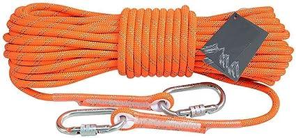 SHAO1 Cordón De Paracaídas De Nylon, Cuerda De Escalada 8Mm ...
