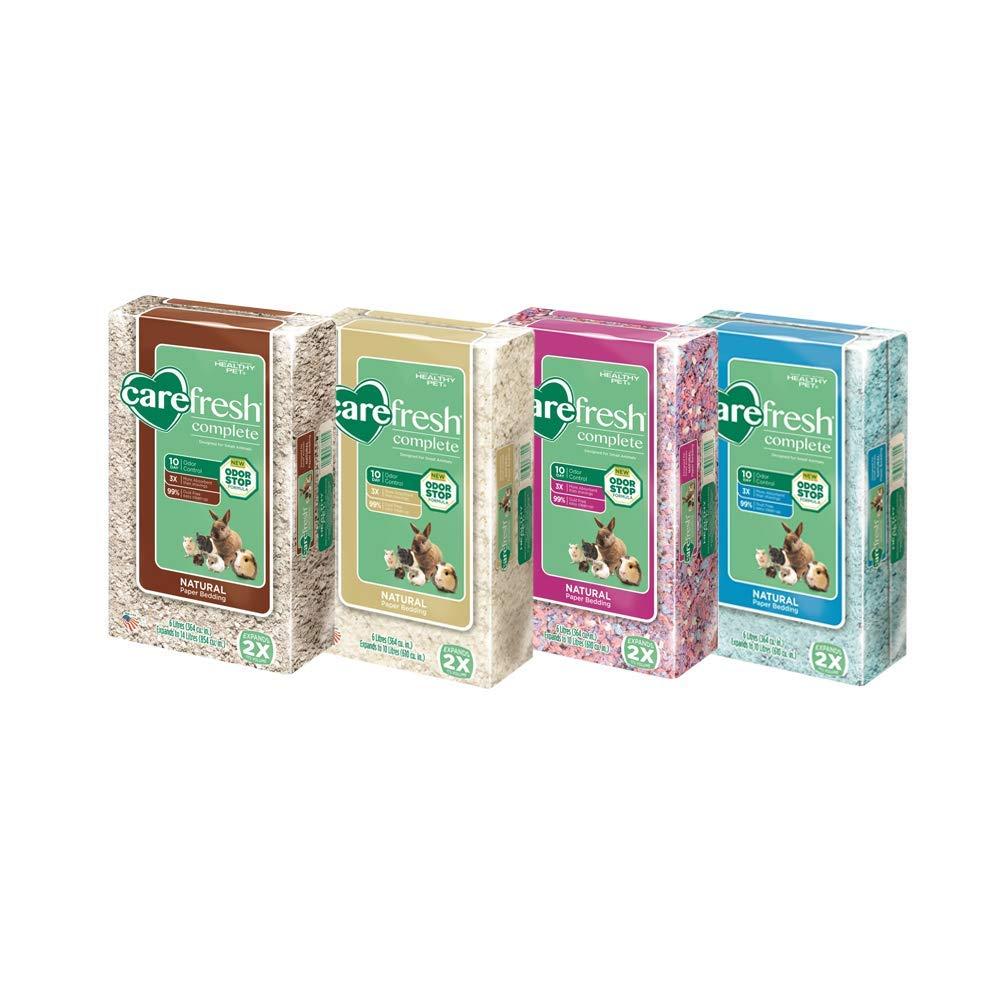 10 L carefresh Complete Natural Paper Bedding Confetti