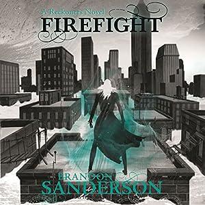 Firefight Hörbuch