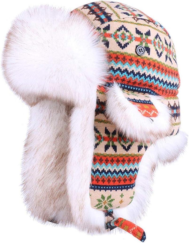 Russian Winter Warm Ushanka...
