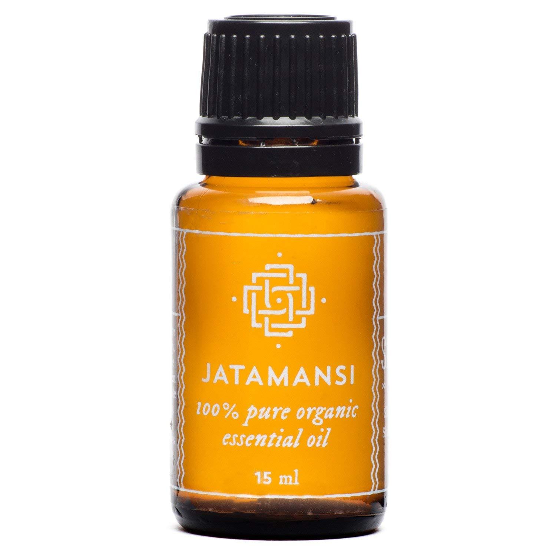 Shamans Market Jatamansi (Himalayan Spikenard) Organic Essential Oil 15 ml