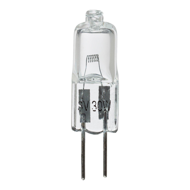 AmScope BH 6V30W 6V 30W Halogen Microscope Bulb