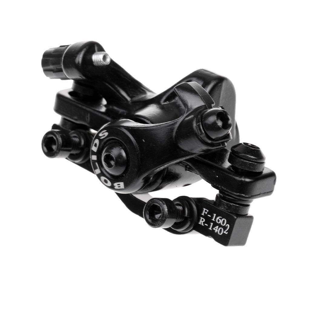 MagiDeal 2Pcs C/álipers Mec/ánica de Frenos de Disco Bicicleta Monta/ña MTB Control Duradero Suave Estable