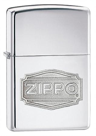 Zippo encendedor a prueba de viento plata: Amazon.es: Deportes y aire libre