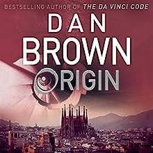 Origin Audiobook by Dan Brown Narrated by Paul Michael