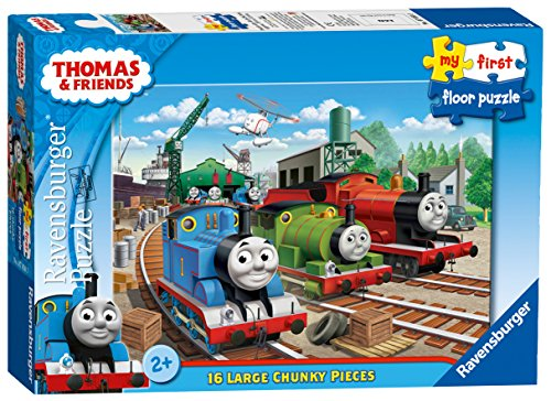 (Ravensburger Thomas And Friends My First Floor)