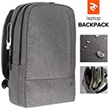 Lightweight Computer Backpack – Stylish Laptop Backpack For Men or Women – Water, Scratch & Tear Resistant Material – Minimalist Business Laptop Backpack for 15,6 inch Laptops & Notebooks