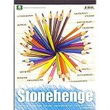 Rising Stonehenge Drawing Pads (9 In. x 12 In.) 1 pcs sku# 1842071MA