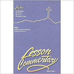 The Higley Lesson Commentary: King James Version (Higley Lesson Commentary (Pdf))
