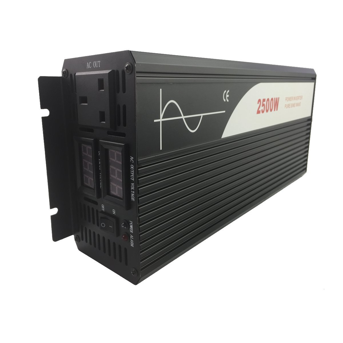 picco 5000/W Pure Sine Wave Inverter DC 12/V 24/V 48/V a AC 220/~ 230/V 50/Hz Solar convertitore per uso domestico auto Xijia 2500/W