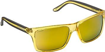 Cressi Rio Gafas De Sol Adulto Cristales Polarizados 100% Anti-UV, Crystal/