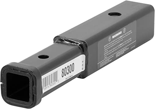 Tow Ready 80300 2 to 1-1//4 Receiver Adapter