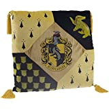 Harry Potter Hufflepuff House Cushion Pillow Official Warner Bros. Studio Tour London Merchandise