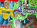 Killer Fidget Spinners Roblox