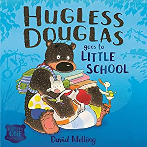 Hugless Douglas Goes to Little School Audiobook