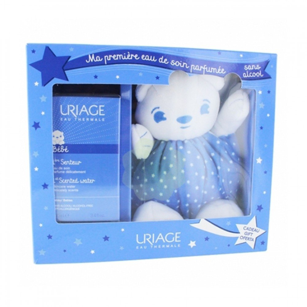 Uriage Baby 1st Scented Skincare Water 100ml + Free Comforter