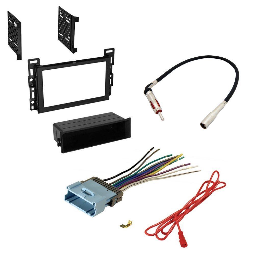 Chevrolet 2004 2007 Malibu Maxx Car Stereo Radio Cd 2005 Chevy Wiring Diagram Player Receiver Install Mounting Kit Antenna Electronics