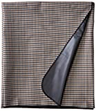 Carolina Pet Versatile Luxurious Multi-Purpose Throw for Pets, Houndstooth