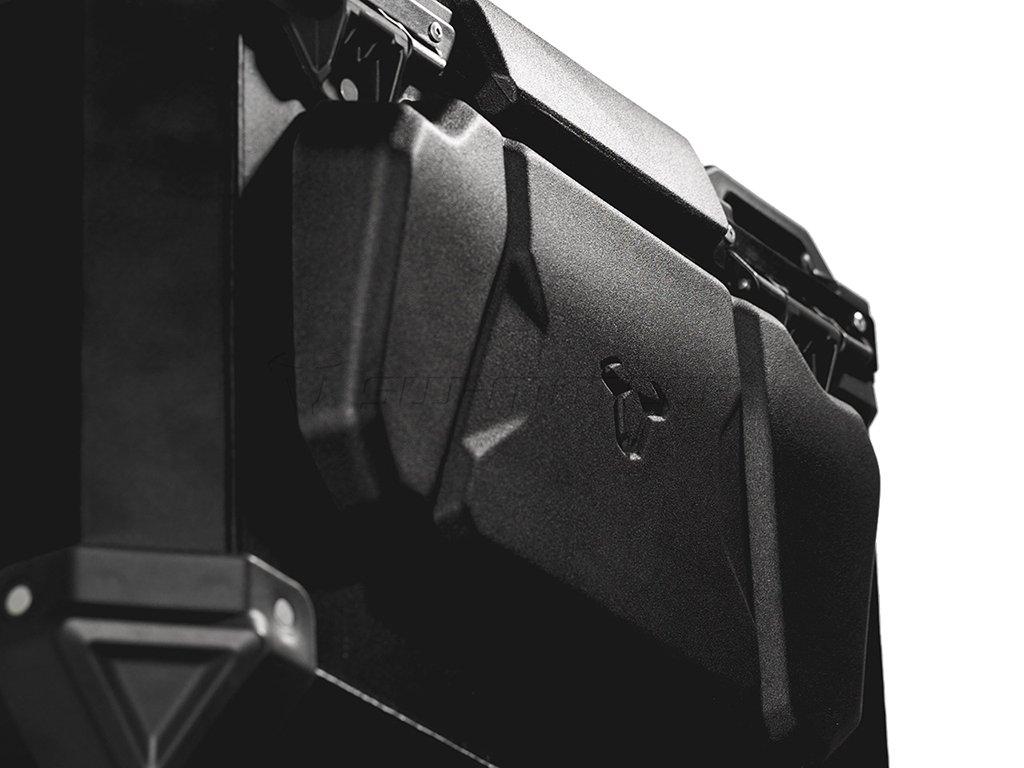 Advertir SW Motech.00.732.10200/B Trax ADV Topcase Sozius de Respaldo, Black, OS SW MOTECH GMBH & CO.KG ALK.00.732.10200/B
