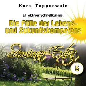 Effektiver Schnellkursus: Die Fülle der Lebens- und Zukunftskompetenz (Seminar Extra 5) Hörbuch