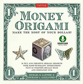 Butterfly dollar origami | Dollar origami, Dollar bill origami ... | 343x342