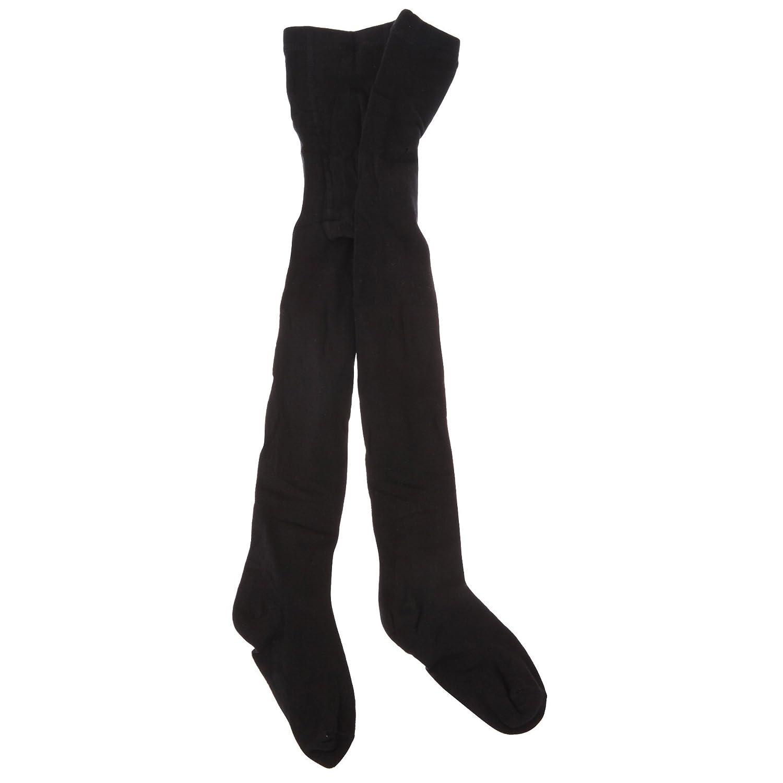 Childrens/Kids Girls Plain Cotton Rich School Tights (2 Pack) Universal Textiles