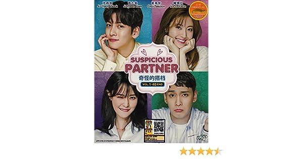 Amazon com: Suspicious Partner (K-Drama w  English Sub): Ji Chang