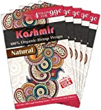 Kashmir Organic Hemp Wraps are the superior alternative to other wraps on the market today. And along with an even, slow burn, Kashmir Wraps are Vegan-friendly and GMO-free as well. So if you want clean taste and a long-lasting experience, Kashmir ha...