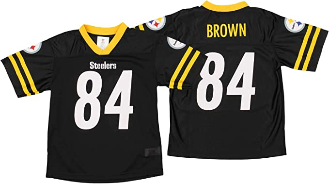 antonio brown jersey youth