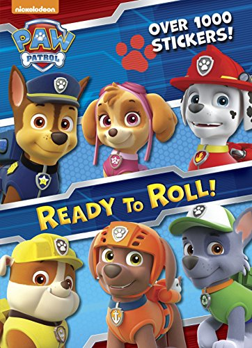 Ready to Roll! (Paw Patrol) (Best Place To Get Kids Glasses)
