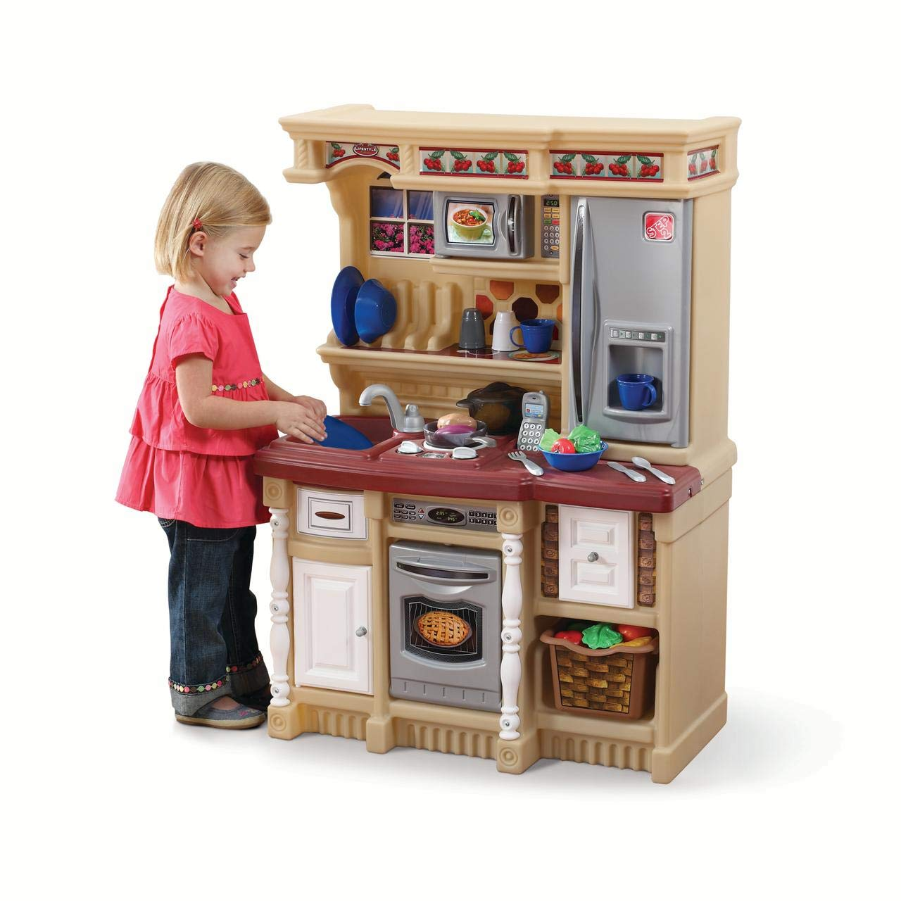 Amazon.com: Juegos para niños juego de utensilios de cocina ...