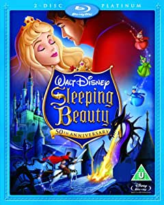 Sleeping Beauty [Platinum Edition] [Reino Unido] [Blu-ray]