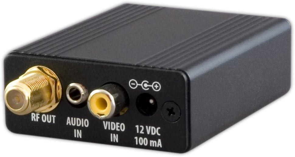 B00006JPUS Net Media NM-MM70 Single Channel Video and Audio Modulator with Gain Adjustment 61T9rZLzWrS.SL1002_