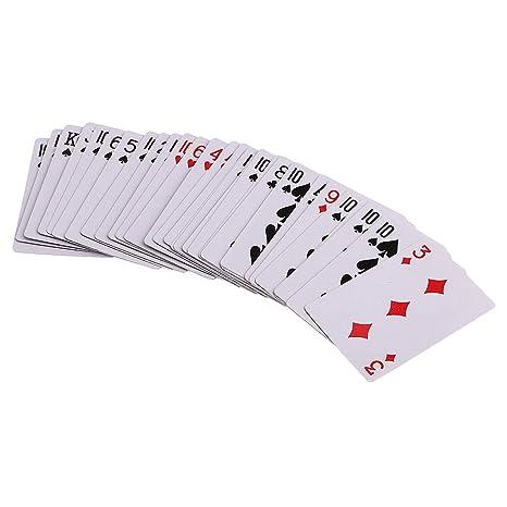perfk Carta de Póker con Almohadillas Herramientas de Truco ...