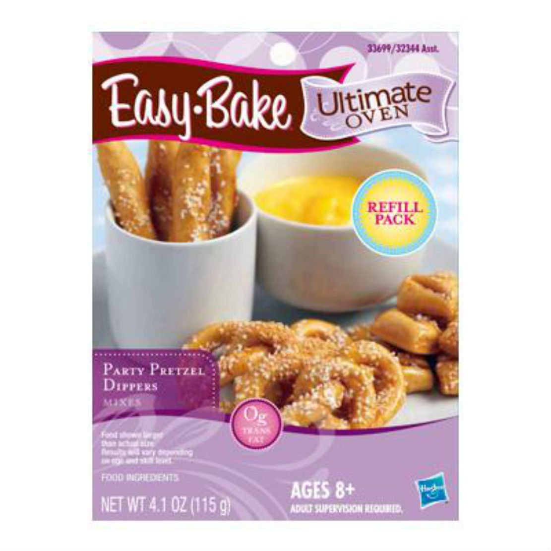 Easy-Bake Ultimate Oven - Party Pretzel Dippers Mix