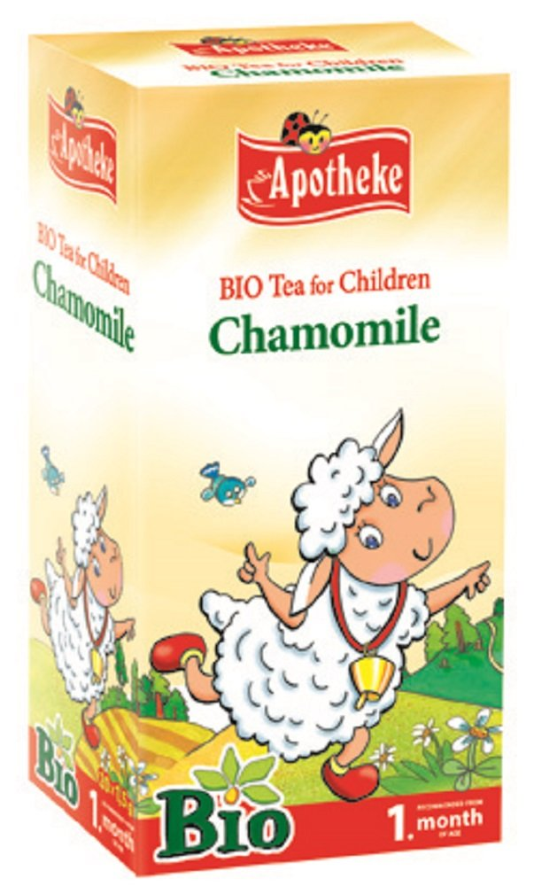 Chamomile Tea for Children and Babies from 1 week + Mediate