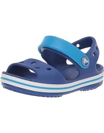 b6df3f1ca Crocs Unisex Kids  Crocband Sandal K