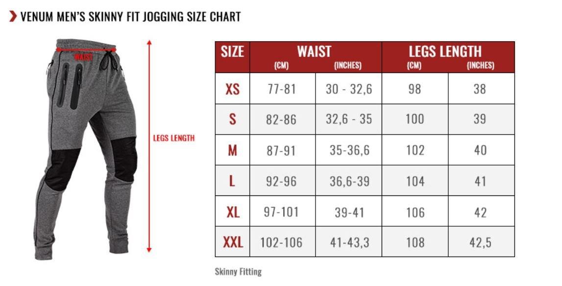 Venum Contender 2.0 Jogging Pants - Black/White - XX-Large by Venum (Image #4)