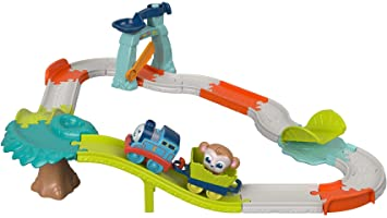 Thomas  Friends FRF53 My First Railway Pals Track Pack