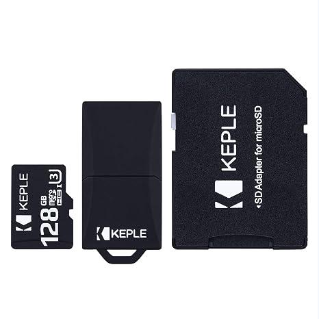 Tarjeta de Micro SD 128GB MicroSD para Samsung Galaxy S9 Plus S9 S8 S7 S6 S5 S4 S3 S10, J9 J8 J7 J6 J5 J3 J2 J1, A9 A8 A7 A6 A6+ A5 A4 A3, Note 9 8 7 ...